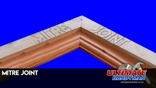 Mitre joint | miter joint
