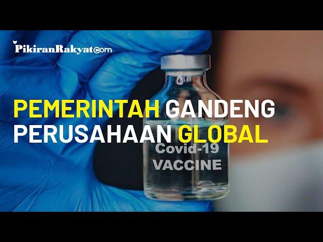 Gandeng Perusahaan Global, Pemerintah Kerjasama dalam Pengadaan Vaksin Covid-19