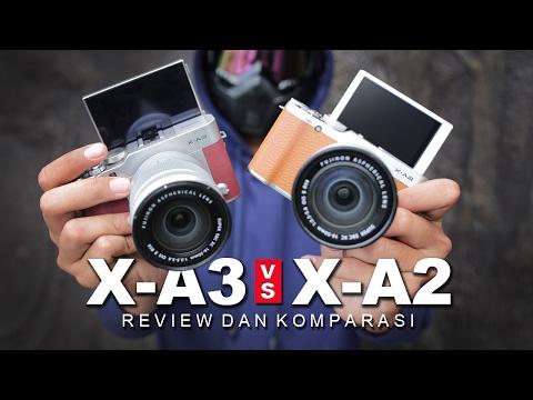 Fujifilm Xa3 Vs Fujifilm Xa2 Indonesia