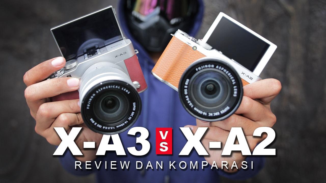 Fujifilm Xa3 Vs Xa2 Indonesia