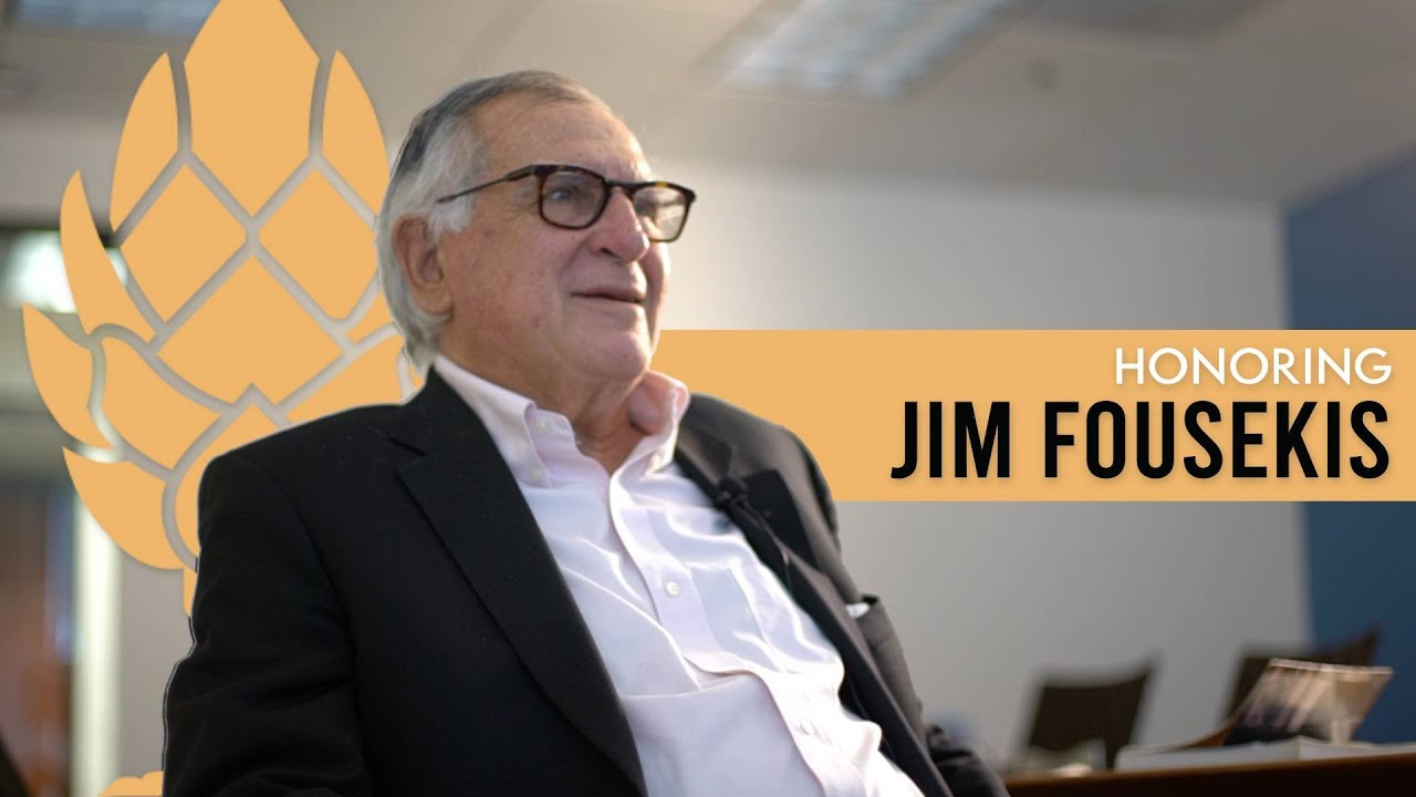 Profile on Jim Fousekis