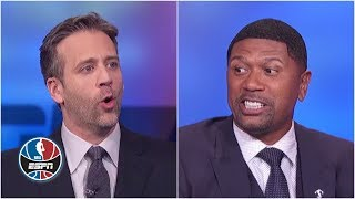 Download Warriors are 'finished' as NBA champions, according to the stats - Max Kellerman | NBA Countdown Mp3 and Videos