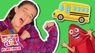 The Wheels on the Bus + More | Mother Goose Club Dress Up Theater #NurseryRhymes