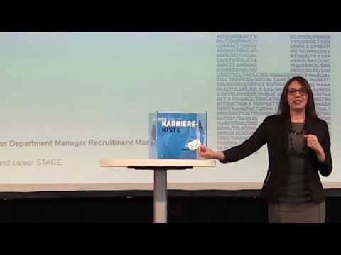 Hays Karriere-Kiste auf der job and career at HANNOVER MESSE 2017