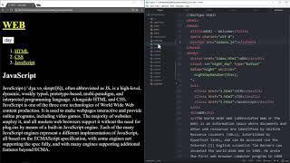 WEB2 JavaScript - 34.파일로 쪼개서 정리 정돈하기