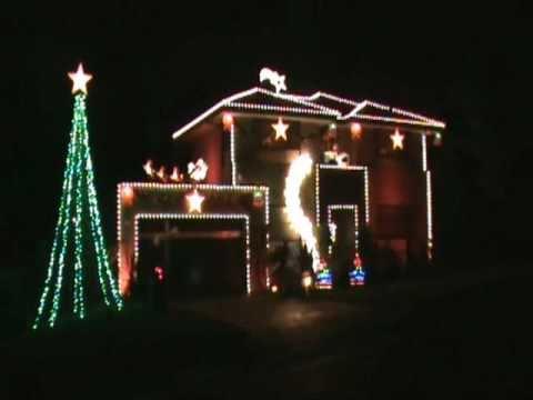 Light Show Led Christmas Lights