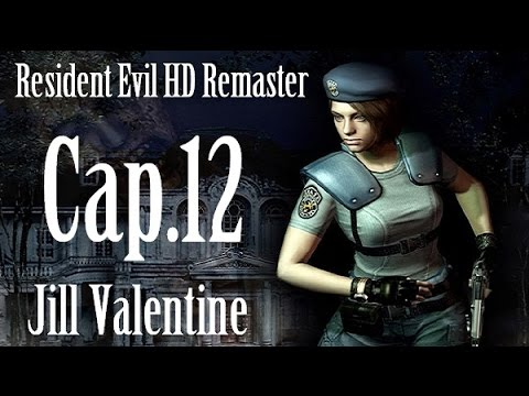 Resident Evil HD Remaster | Let's Play en Español | (Jill Valentine) Capitulo 12