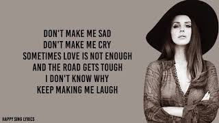 Never miss our update! please subscribe to happy sing lyrics channel here: https://bit.ly/2oyeppfborn die - lana del rey (lyrics)all rights belong orig...