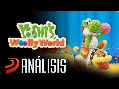YOSHI'S WOOLLY WORLD - ¿Me compro este juego de Wii U? Análisis