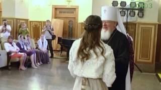 Выпускной в Воронежской православной гимназии