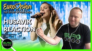 REACTION: Will Ferrell & Molly Sanden - Husavik (Eurovision -The Story Of Fire Saga) | ANDY REACTS!