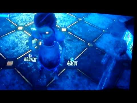 Bioshock 1 Little Sister Stalking