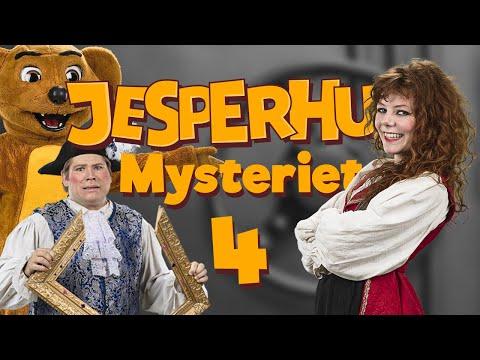 Jesperhus Mysteriet 2019 AFSLØRINGEN