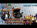 Gambar cover Hyperspin Sega Model 2 Wheel Media Donwload Pack