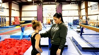 Olympian Dominique Moceanu Models A Fresh Start For American Gymnasts
