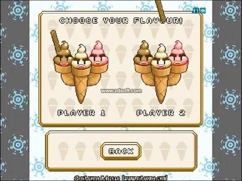 Злое мороженое. №1