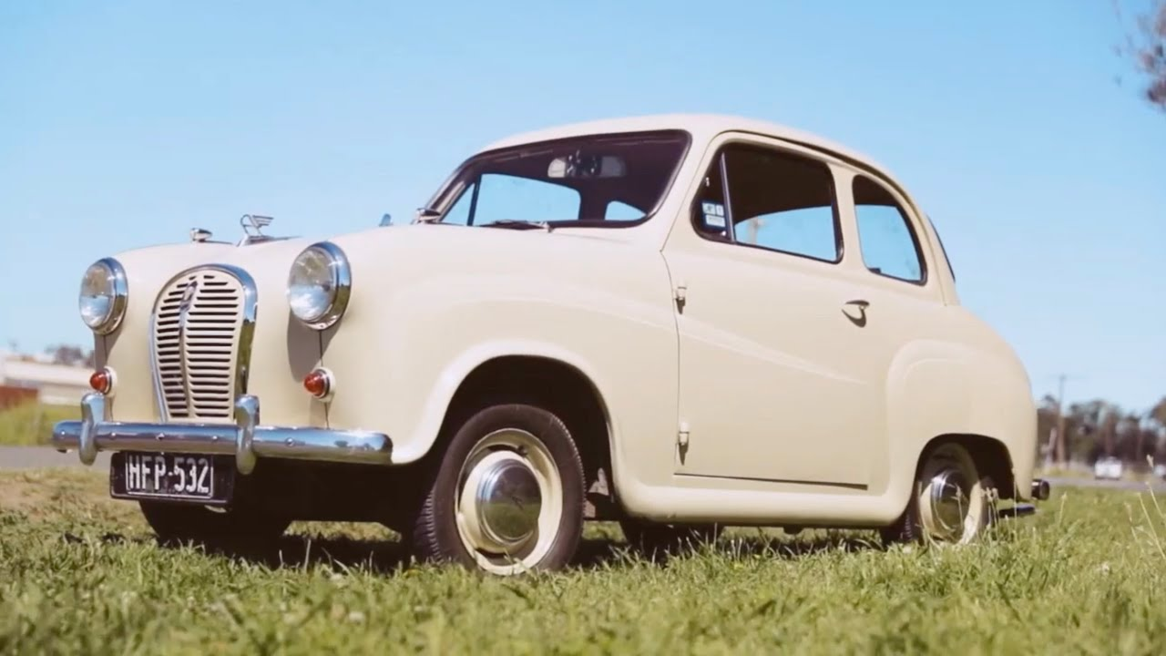 Austin A30 & A35 - Shannons Club TV - Episode 141