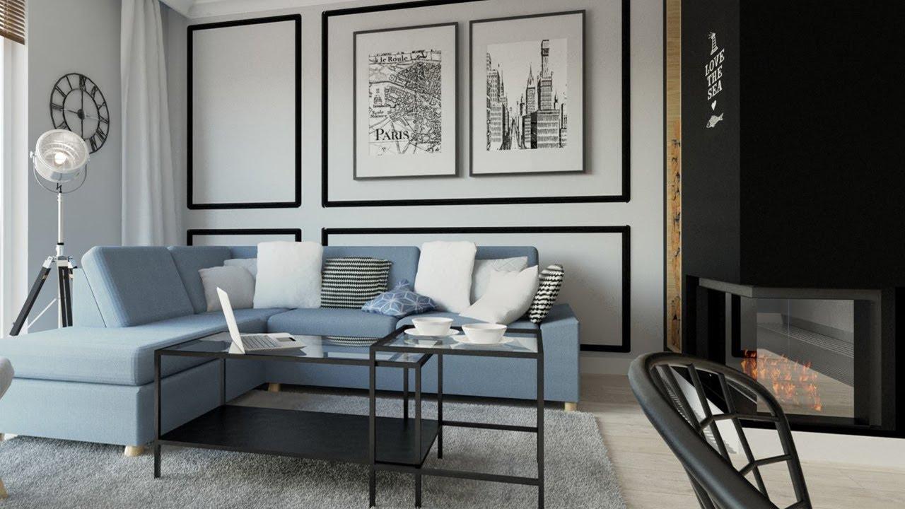 Jak urządzić dom w stylu paryskim i marynistycznym?