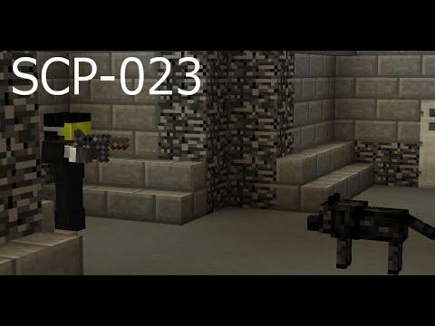 SCP-023 Minecraft Containment Breach [Black Shuck]