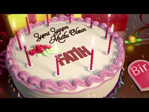 Doğum Günün Kutlu Olsun Fatih ÇAVDAR