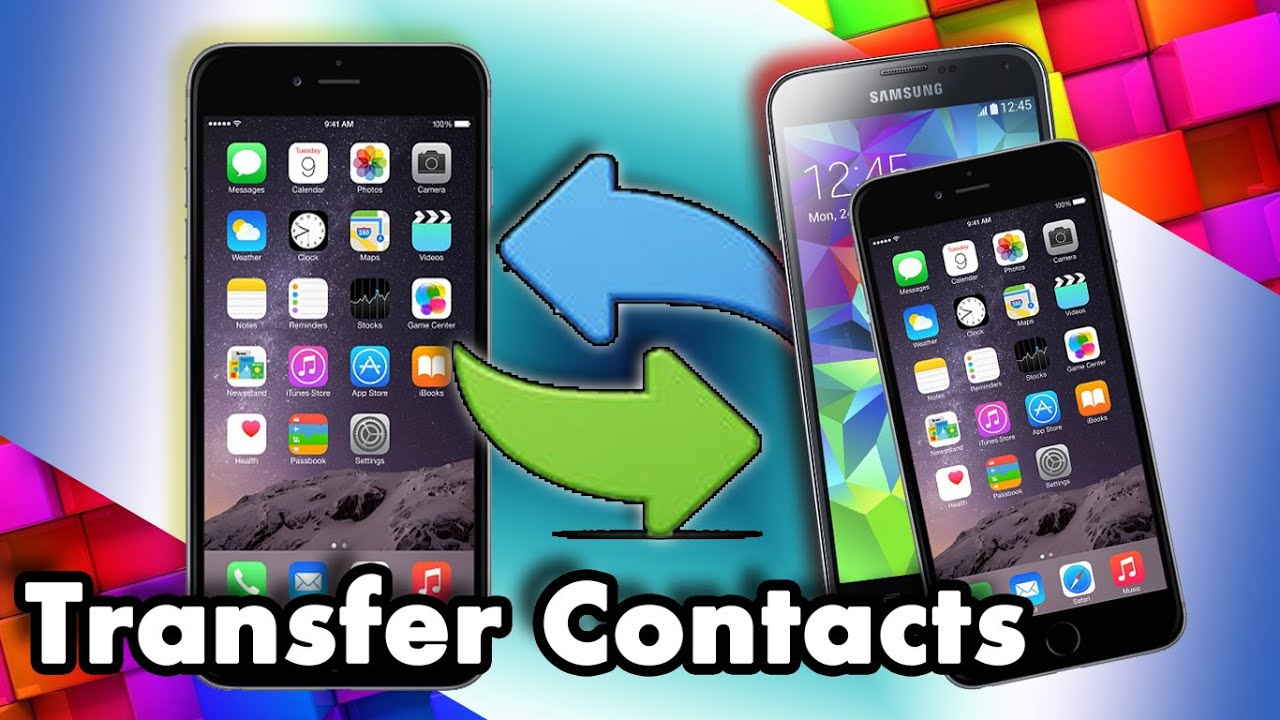 transfer one iphone to another how to transfer contacts from iphone to iphone or android 18093