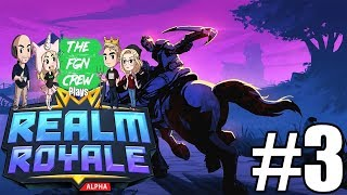 Video THE INTENSITY | REALM ROYALE GAMEPLAY #3 download MP3, 3GP, MP4, WEBM, AVI, FLV Juni 2018