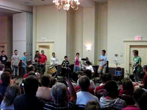 PHSD 2010 - Elite Drumming Class