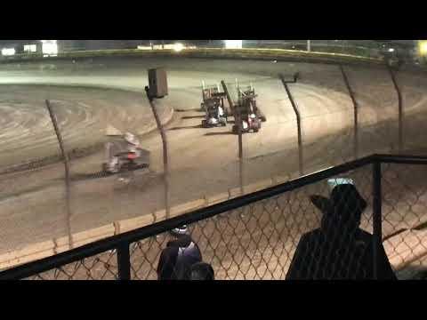 Lemoore Raceway Cal Cup 11/8/19 Jr Sprint Main-Ty