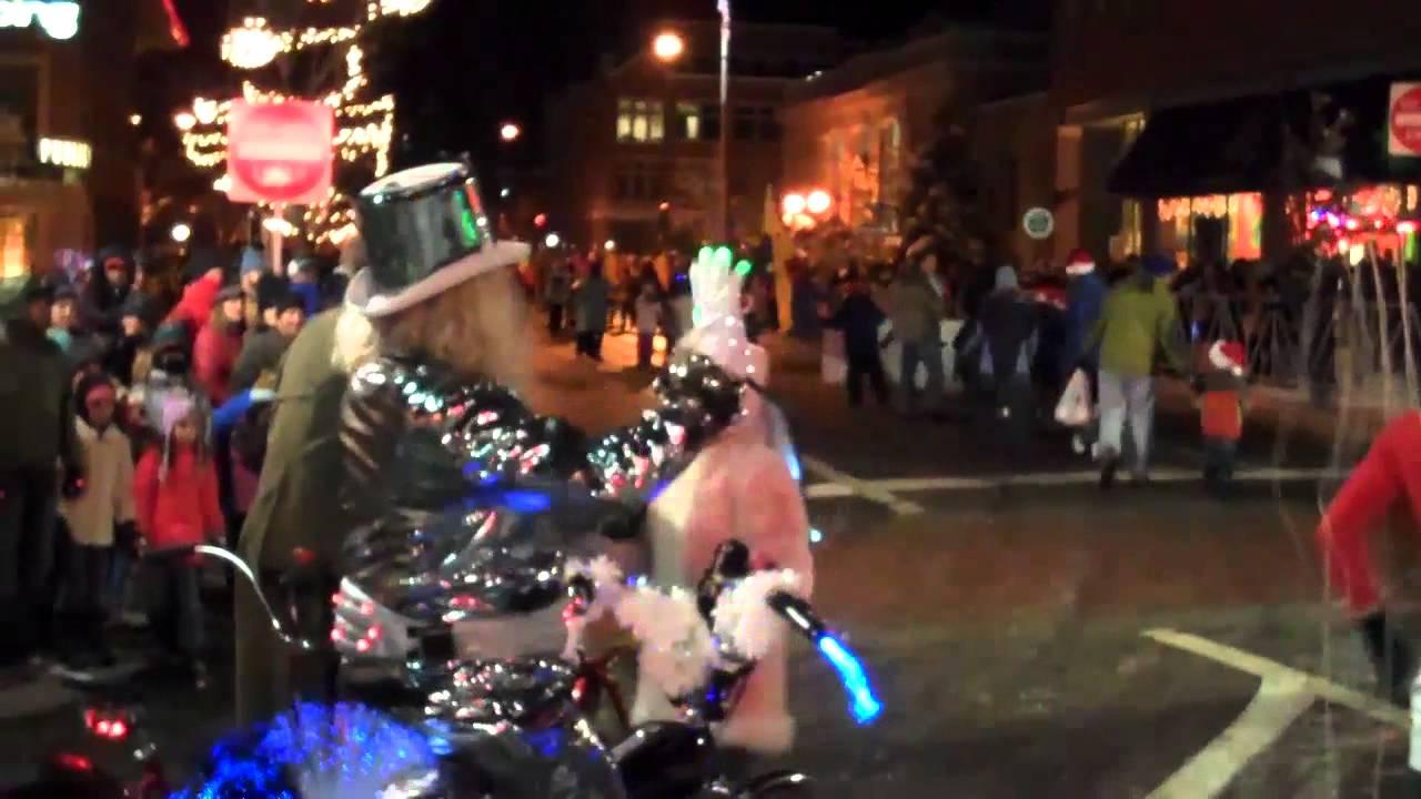 parade of lights boulder youtube