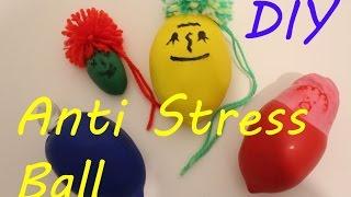 DIY Anti Stress Ball - Knetbälle -  Anti Stress Ballons