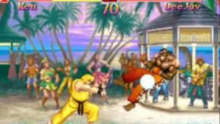 Super Street Fighter II arcade Ken 1/2