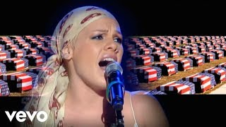 P!nk - Dear Mr. President (Live From Wembley Arena, London, England (Mobile Video)) thumbnail