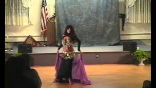 Miraj Black Magic Woman Belly Dance