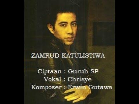 Zamrud Khatulistiwa - Guruh Soekarno Putra & Chrisye (Negeri Indah Bernama IndONEsia)