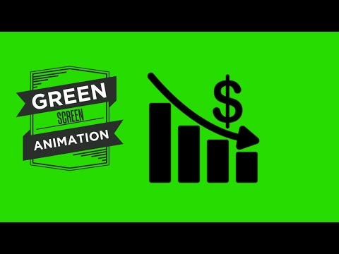 Financial Quote - Green Screen Footage Free
