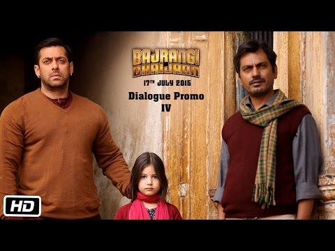 Tumhara Naam Kya Hain | Bajrangi Bhaijaan | Dialogue Promo 4 | Salman Khan, Nawazuddin Siddiqui