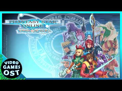 Phantasy Star Online Episode I & II Songs Of Ragol Odyssey - Complete Soundtrack -  OST