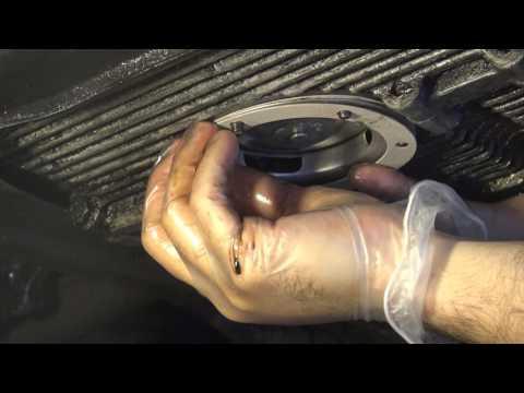 Volkswagen | 1600 dual port | Oil change