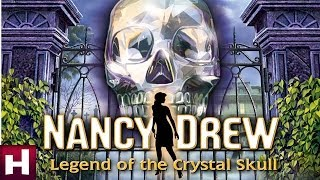 Nancy Drew: Legend of the Crystal Skull Official Trailer | Nancy Drew Mystery Games