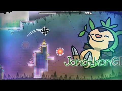 Insane Demon Pumped Up Kicks by Quiken  Geometry Dash 21