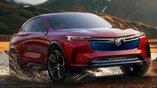 Buick Enspire EV crossover concept claims 370 miles out of reach Buick also claims a 0 60 time of 4