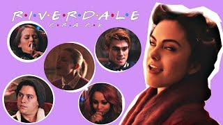 ►RIVERDALE | CRACK {season 2}