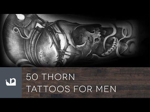 50 Thorn Tattoos For Men