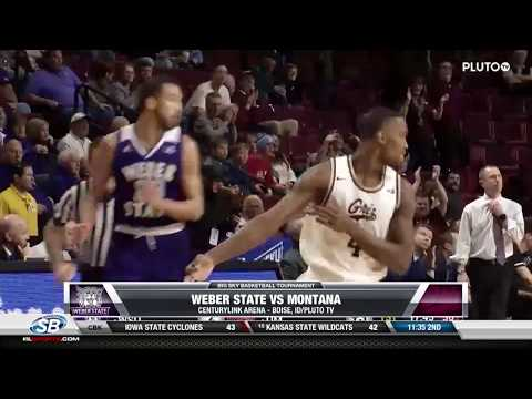 Weber State faces early deficit against Montana