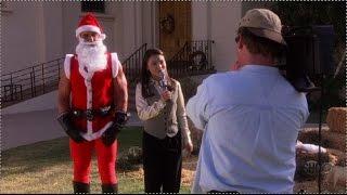 Халк Хоган - самый спортивный Санта Клаус