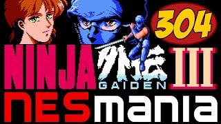 304/709 Ninja Gaiden III - NESMania