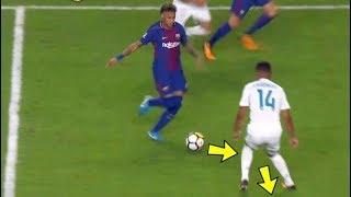 Neymar Jr Top 25 Crazy Nutmeg Skills
