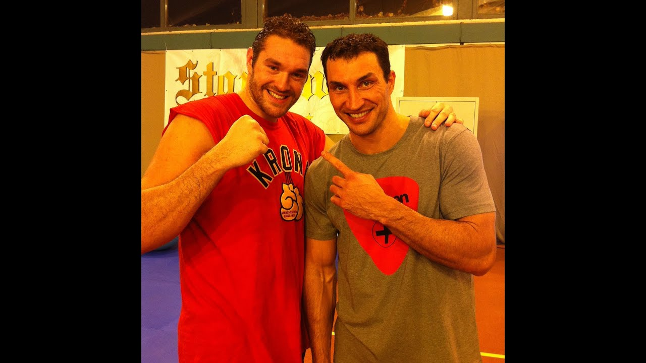 Wladimir Klitschko Co Trainer James Ali Bashir Shares His
