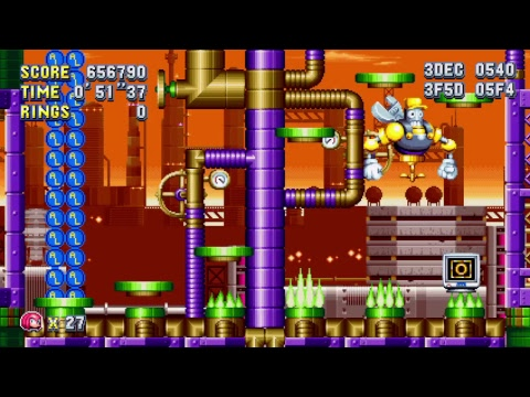 Sonic The Hedgehog 2 - 2 player Mode - YouTube  |Sonic Generations 2 Player Mode