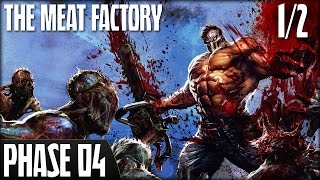 Splatterhouse (PS3) - Phase 4: The Meat Factory (1/2)